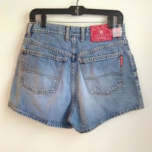 Lucky Brand | Vintage High Waisted Jean Shorts
